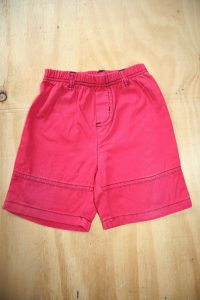 Ackermans Red Shorts