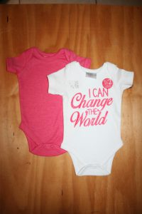 New Pick n Pay I can change the world vest set