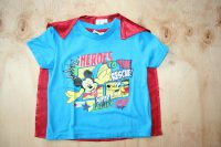 Mickey mouse t-shirt with cape
