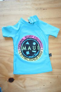 New Maui Rash vest – Swimwear with Tag
