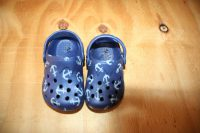 Sailor Crocs Size 2