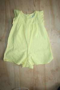 Pick n Pay Yellow Romper