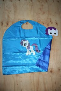 My little Pony Cape and Mask Set