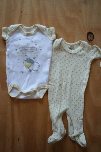 Edgar's Catch a star Vest and Onesie set