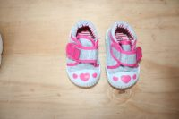 Pink heart shoes – Size 1