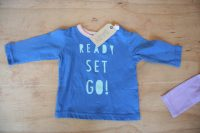 Cotton on  – New with Tags 0-3 Long sleeve top