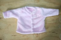 Woolworths Light pink Fluffy Jacket Newborn