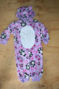 Cuddlesome Long warm Onesies 6-12 Months