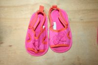 Pink and Orange size 3 Shoes