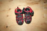 Jet boys Red and black shoes Size 6
