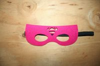 SuperGirl Mask