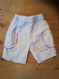 Girls 0-3 Months Shorts