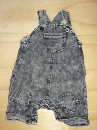 0-3 Months Boys Dungarees