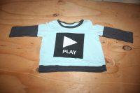 Boys 3-6 Months T-Shirt Long Sleeves