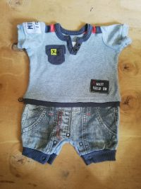 Boys Newborn Romper