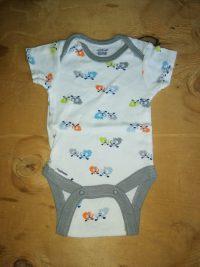 Boys Newborn Vest
